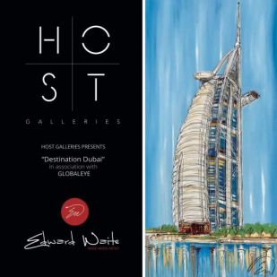 This Exhibition Has Now Finished 'Destination Dubai' by Edward Waite in association with GLOBALEYE