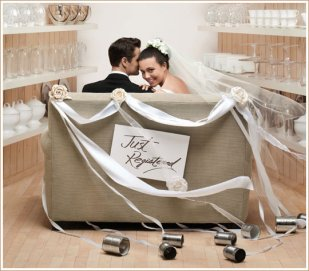 Wedding Registry Great for people to put together for that extra special lasting gift